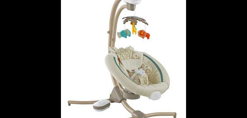 Fisher-Price recalls three models of infant swings
