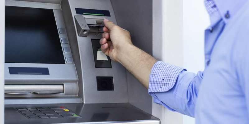 Is that ATM safe to use? Maybe not…
