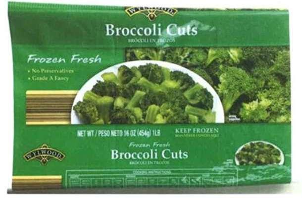 Frozen broccoli recalled over listeria concerns