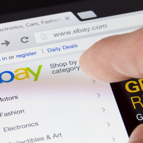 How to use eBay to create extra cash in your life