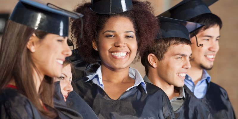 The good news about college graduate hiring rates