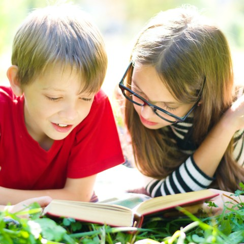 Here's how to get your kids free books!