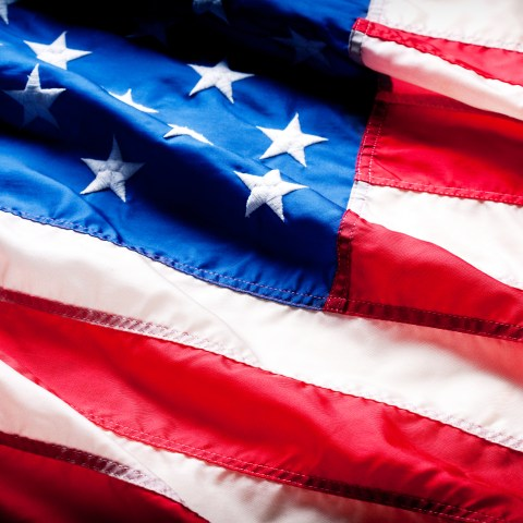 These made in the USA military and American flags are a great deal!