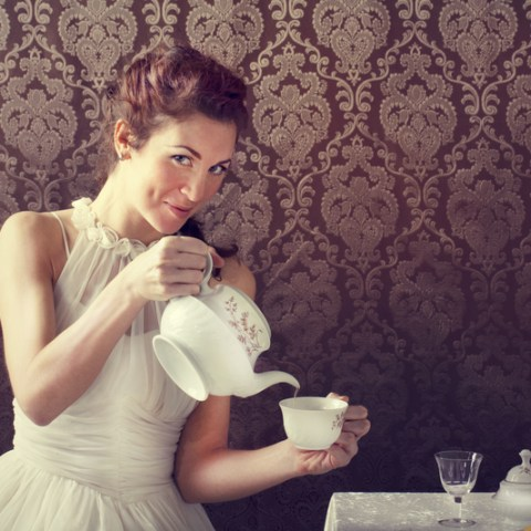 Add this secret ingredient to your tea for whiter teeth