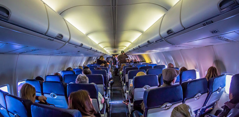 These 7 things could get you kicked off a flight