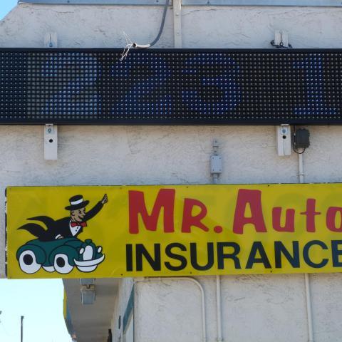 Top 6 auto insurers in 2016
