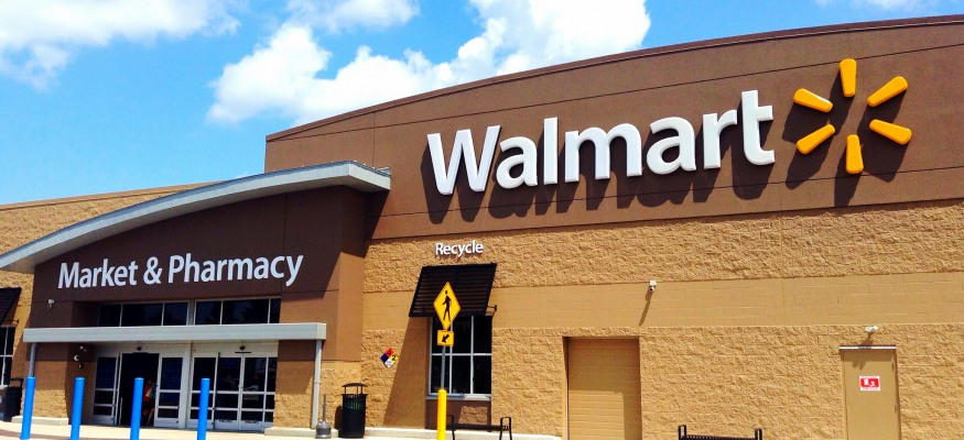 Walmart is giving away one month of free shipping