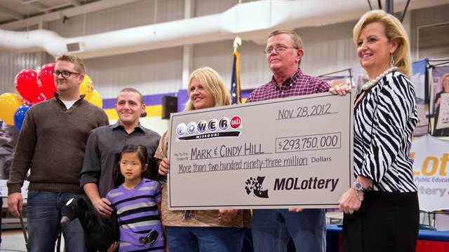 Couple wins $200 million jackpot, uses money to adopt needy children, build new fire station