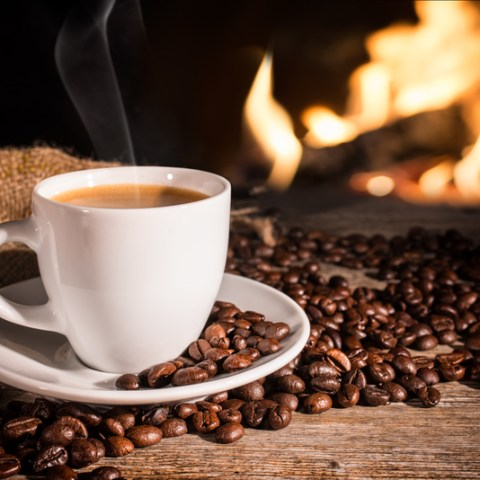 "Coffee doesn't cause cancer, but ""˜very hot drinks' might"