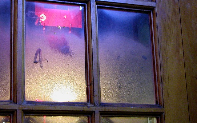 What to do about window glass condensation