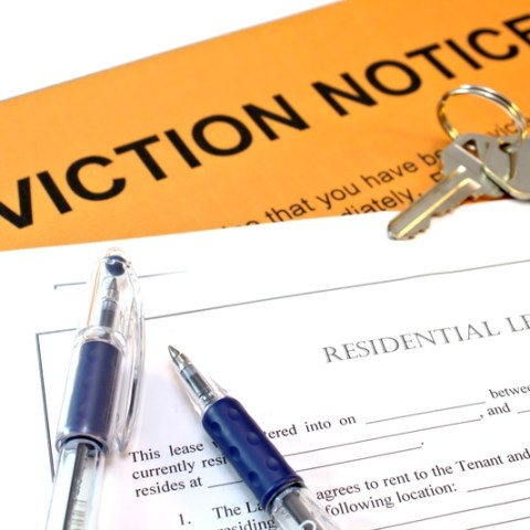 Man faces eviction after landlord hikes rent by 350%