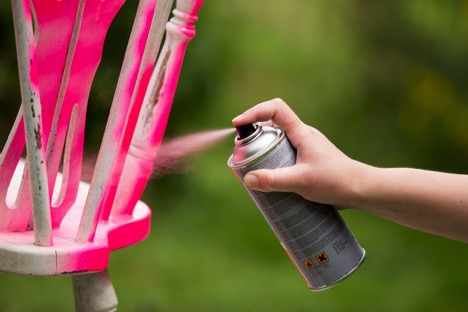 Cheap and easy spray paint projects for your home