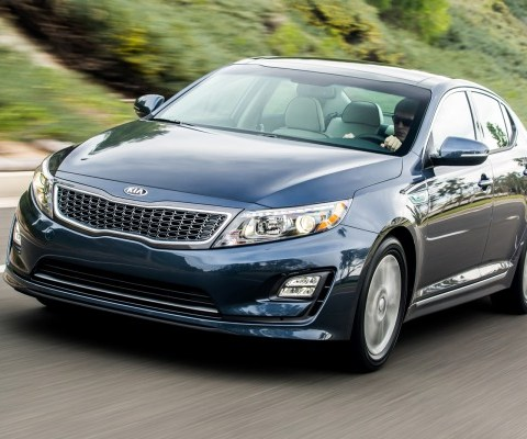 These are the top 15 most fuel efficient new cars