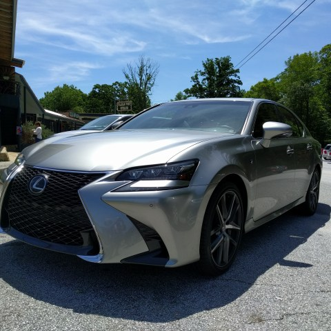 The 2016 Lexus GS200t F Sport review: Does the new smaller engine deliver?