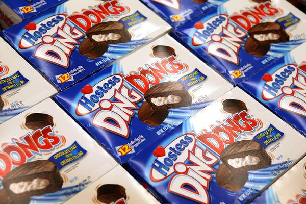 Hostess recalls snacks that may contain peanut residue