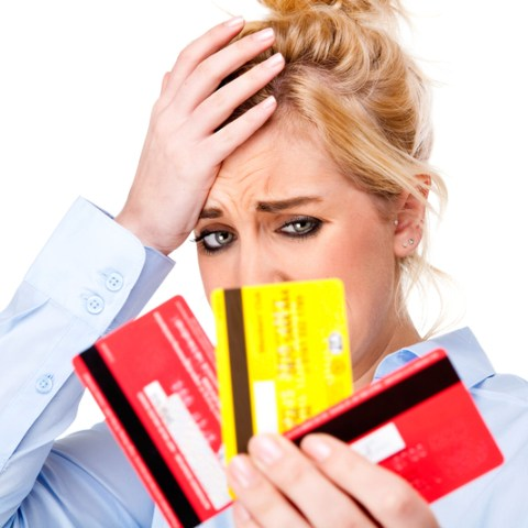 5 things you should never do with your credit card