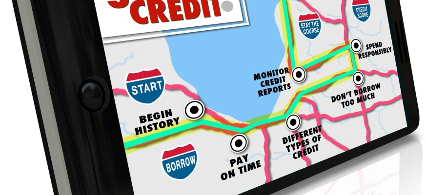 How to track and improve your credit score