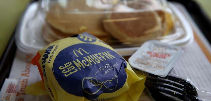 McDonald's to expand all-day breakfast menu