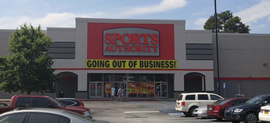 Sports Authority is closing stores sooner than expected
