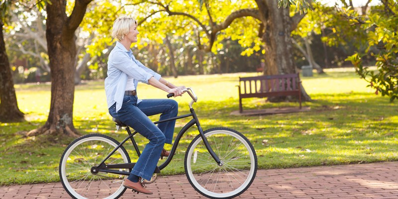 Hop back on that bike: Cycling could lower your Type 2 diabetes risk