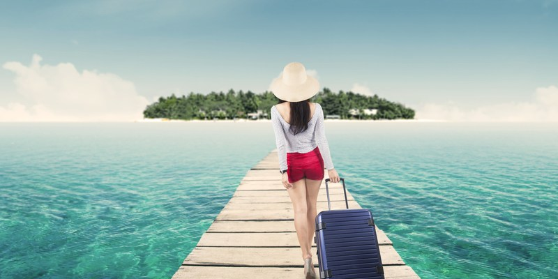 Leave the planning to them: Company chooses, plans your vacation