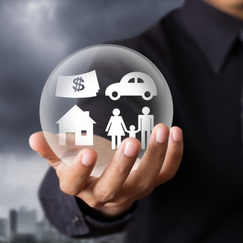What happens to your policy if a life insurance company goes out of business?