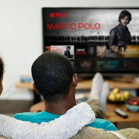 Top 10 most popular shows on Netflix