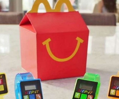 McDonald's recalls faulty Happy Meal activity wristbands