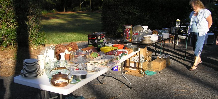 Keep an eye out for these garage sale items for big savings