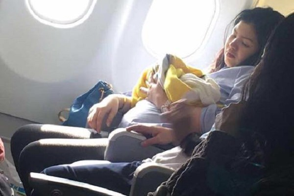 How this baby earned 1 million airline points