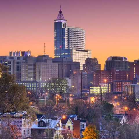 10 U.S. cities with the fastest growing economies
