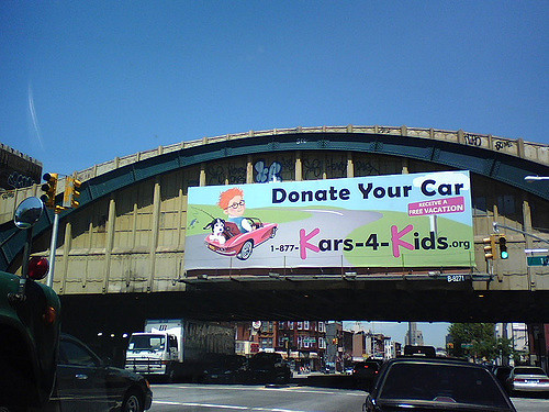 What you need to know about donating your used vehicle to charity