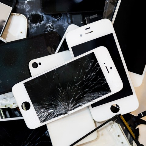 Smashed phone? The trick that can help you get your money back