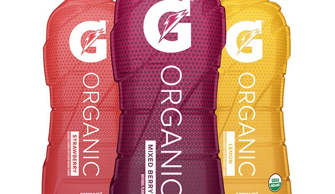 Gatorade plans to go organic…but will it really be any healthier?
