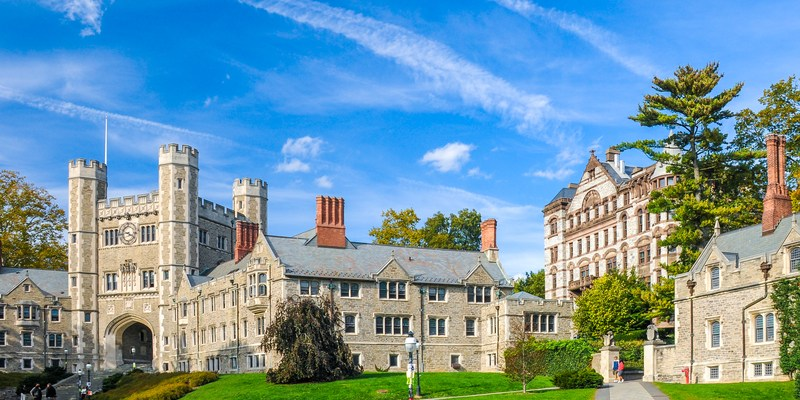 "The best university in America is""¦"