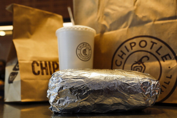 Here's how to get free Chipotle today!
