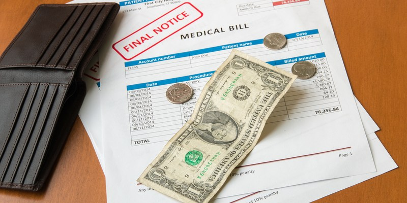 New way to get money back on your medical bills