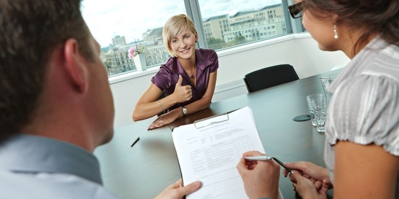 Going on a job interview? These 5 signs could mean you're getting hired