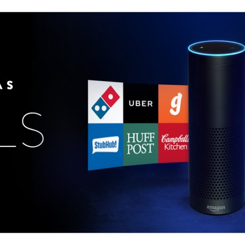 Fidelity, Capital One intergrating themselves into Amazon's Echo