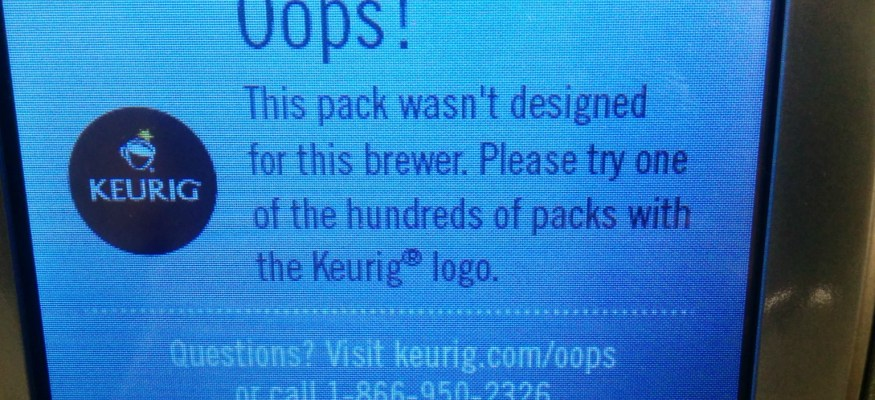 How to hack your Keurig 2.0