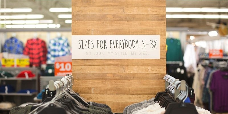 This major retailer is eliminating the plus-size department