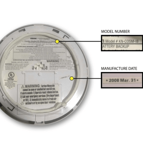 Kidde recalls more than 5 million combo smoke and carbon monoxide detectors