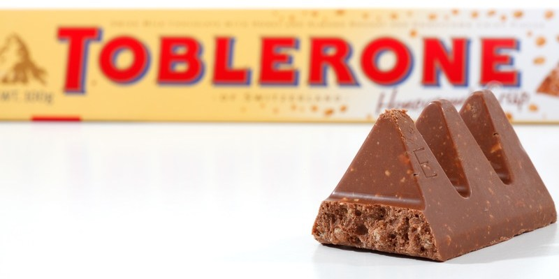 Toblerone fans outraged over shrinking chocolate bars