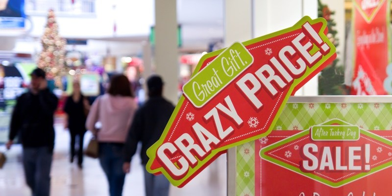 The best days to shop between now and Christmas