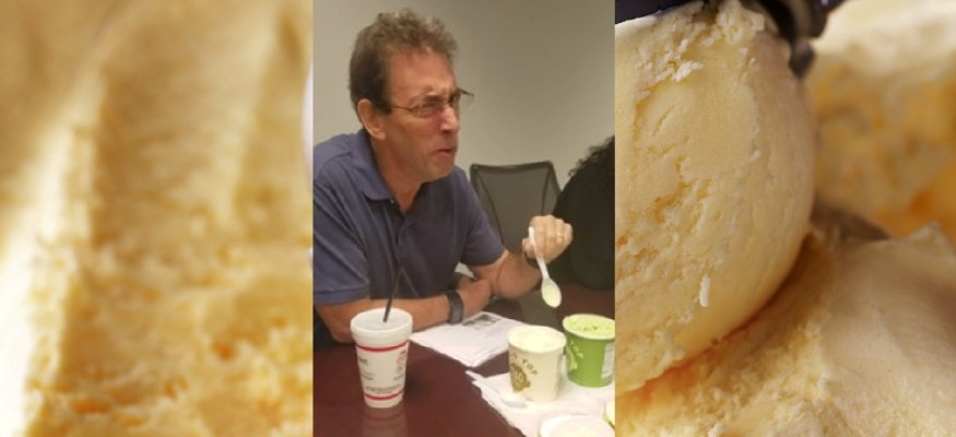 "Taste test: Clark tries ""˜healthy' Halo Top ice cream"