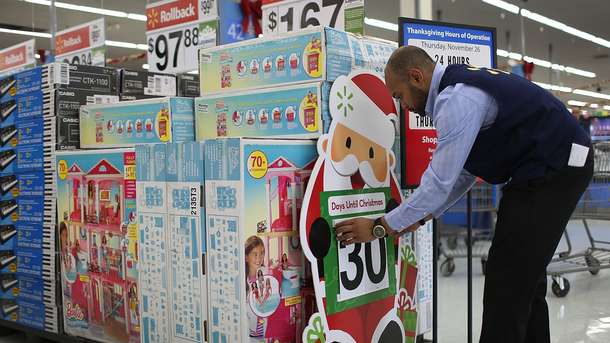 'Secret Santa' pays off $46,000 in Walmart layaway accounts