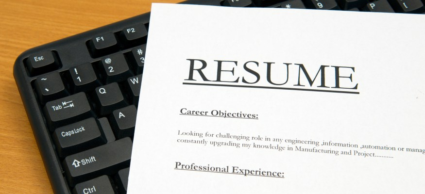 How to write a resume that computers will notice