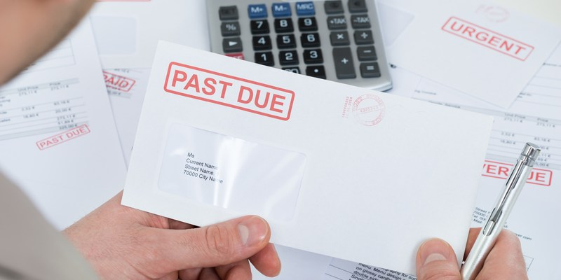 How to minimize the damage of unpaid bills