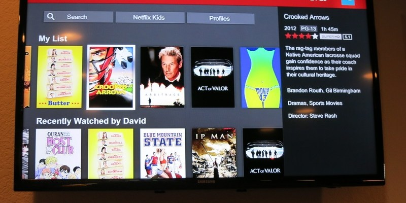 How to delete your embarrassing Netflix history