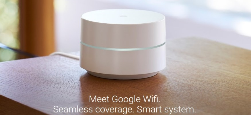 Google offers new solution for simple and secure wireless at home or office